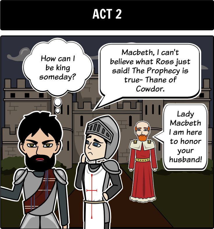 the prophecies and the tragedy of macbeth Why does shakespeare have macbeth display certain admirable traits at the end of the tragedy of macbeth drama: act v - macbeth tricked by the prophecies.