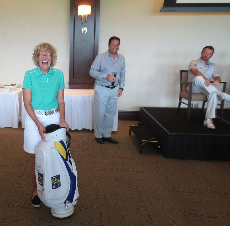 RBC Wealth Management Closest to the Pin Prize - Susan Matheson