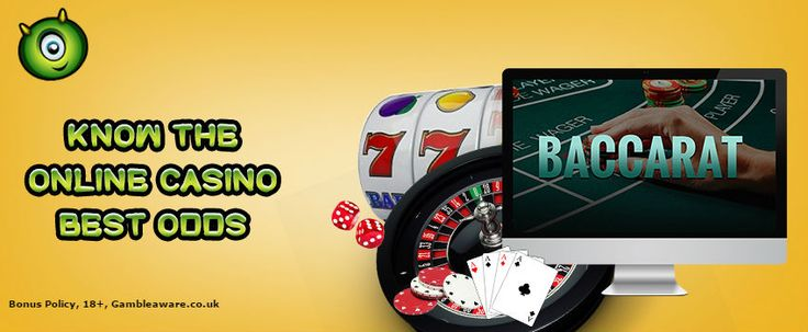 Know what are the best odds in online Roulette, Baccarat, Blackjack and Video Poker. Read here at Monster Casino