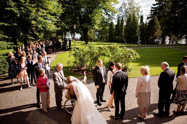 Susanna & Taras, Vanajanlinna, Hämeenlinna, Wedding