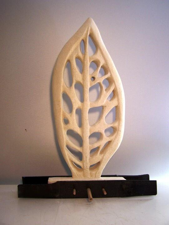 Leaf - limestone