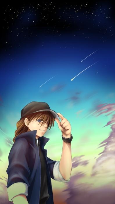 Duo Maxwell of Gundam Wing