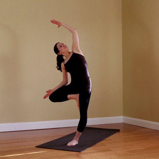 5 Ways to Challenge Your Tree Pose  #yoga