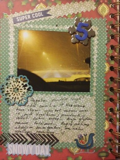 December daily 2013 . 5 day