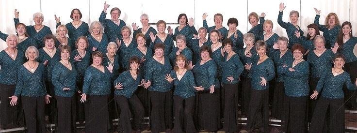 Sounds of the Seacoast Women's A Cappella Chorus