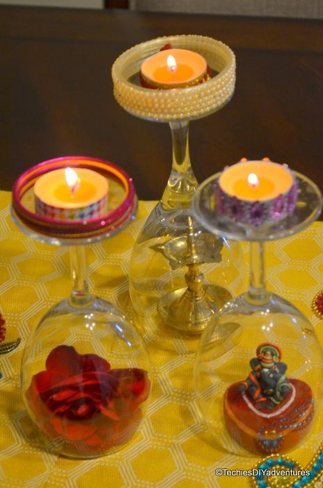 Tea Light/Candle holders