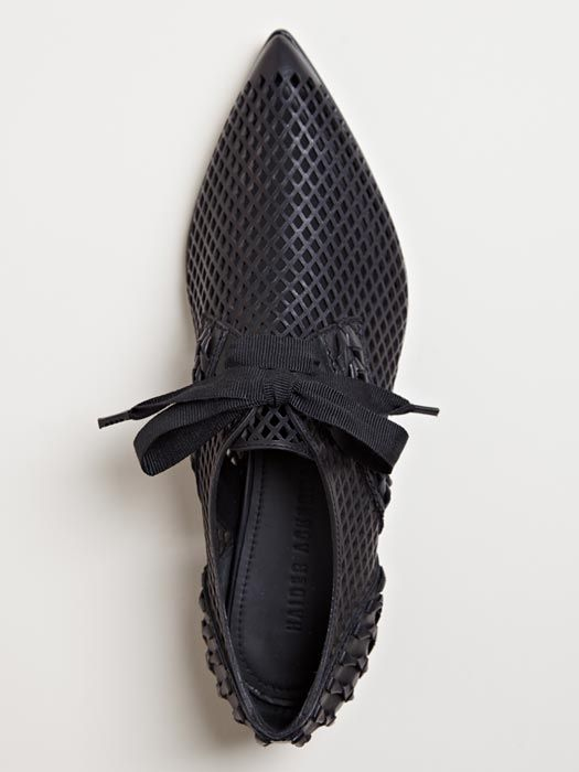 Haider Ackermann Women's Boom Shoes. ~ideal if you want to give someone a swift kick in the butt...~