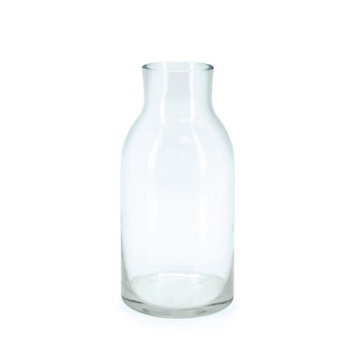 Glass Dome Vase 11.6Diax25cmH - Clear (02-D25) | Oceans FloralWe stock competitively priced quality glassware in a large range of styles. Whether you need glass vases, fish bowls, bottles and jars, hanging vases or an elegant showcase piece, we have the latest styles and a fantastic variety of glass vessels to cover all occasions. Weddings, DIYwedding, Centrepiece, Event planning.