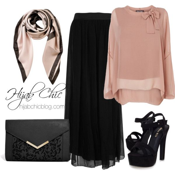 """hijabchicblog.com"" by hijab-chic on Polyvore"