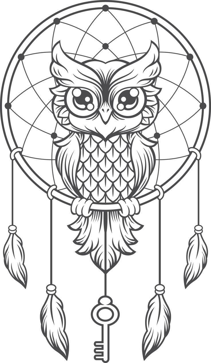 Das Traumfänger Tattoo und seine Bedeutung + Ideen für alle Körperstellen