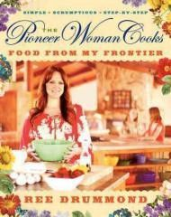 The Pioneer Woman Cooks: Food from My Frontier Introduces recipes for each course of the meal, featuring homemade glazed doughnuts, ginger steak salad, and cajun chicken pasta, in a full-color book th