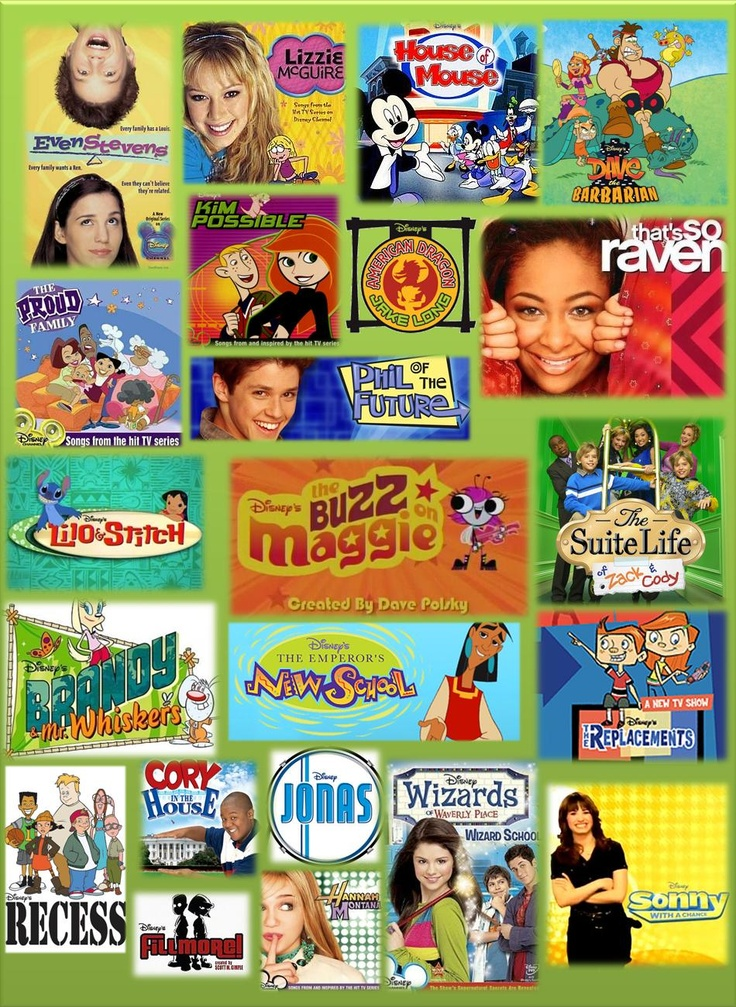 Repin if you know these shows