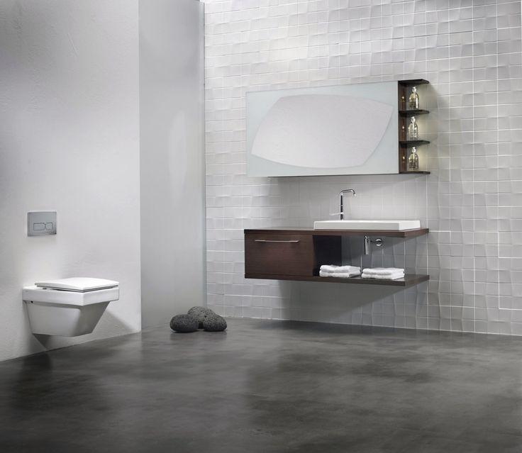 #chockablock #turkishceramics #design #100Design #kalelight #kale #ceramic #bathroom #bathroomdesign