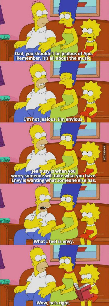 Smart Homer Simpson