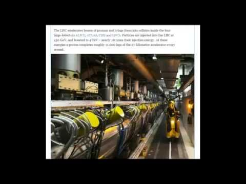 Dr. Christopher Rogan, The CERN Super Collider, Searching for new particles, forces and phenomena - YouTube