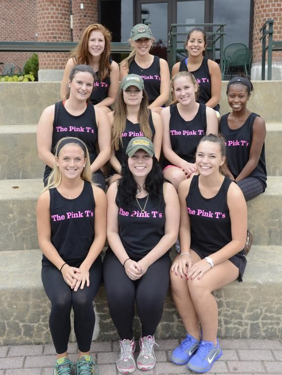 Skidmore College students will run Oct 5 in the Susan G