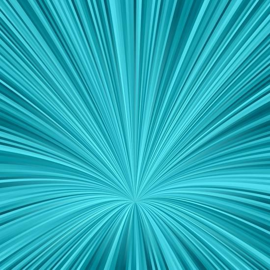 Blue vortex background Art Print