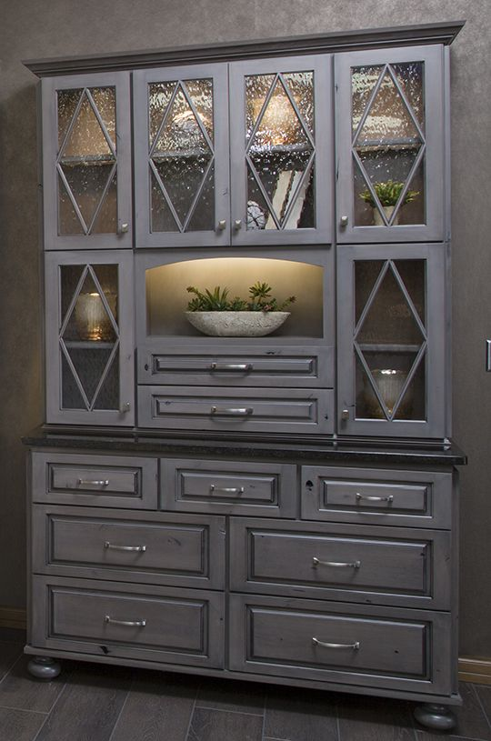 Hutch Created With Starmark Cabinetry Ridgeville Door