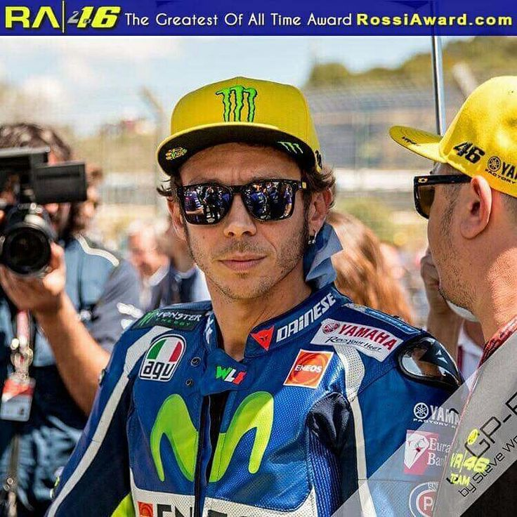 Sign our award to Valentino Rossi at RossiAward.com *The Greatest Of All Time* in MotoGP history (2016/17)