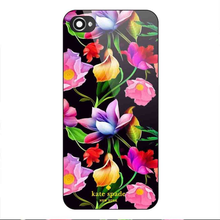 NEW KATE SPADE Colorful Floral CUSTOM PRINT On Hard Cover Case For iPhone 7 #UnbrandedGeneric #Cheap #New #Best #Seller #Design #Custom #Case #iPhone Gift #Birthday #Anniversary #Friend #Graduation #Family #Kate #Spade #Floral