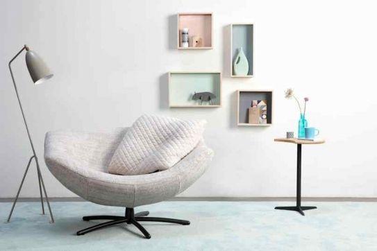 Woonstijl Modern & Design | Fauteuil Gigi | Label | #Eijerkamp #wooninspiratie #woontrends #interieur