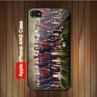 Barcelona Football Club 2 iPhone 4, 4S Case Black Case #iPhone4 #iPhone4 #PhoneCase #iPhone4Case #iPhone4Case