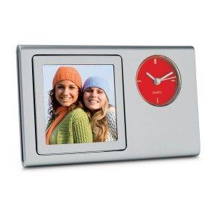Beautiful Photo Frame cum Clock for Rs. 474 (50% Discount)   Zordaar.com