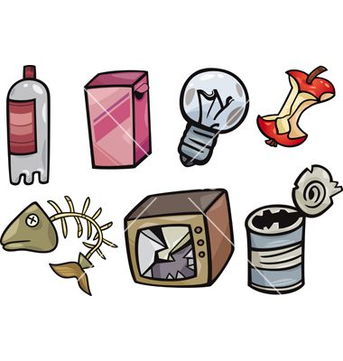 cartoon garbage - Google Search | fly guy | Pinterest ...