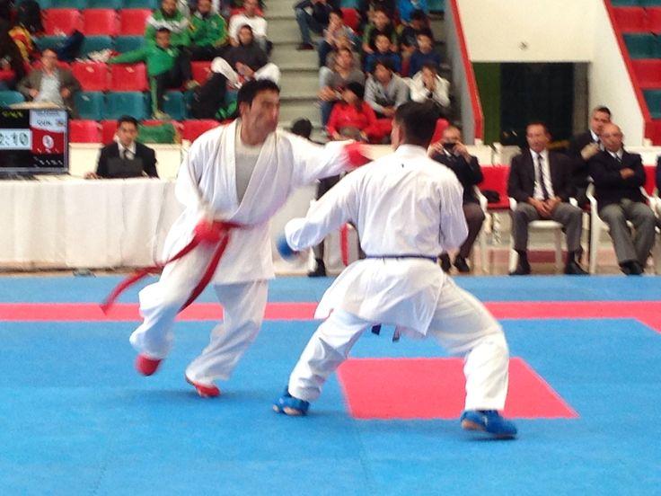 Espectáculos deportivos - Karate Do