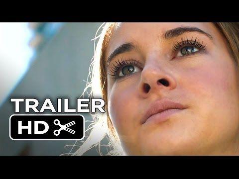 Divergent Final TRAILER (2014) - Shailene Woodley, Kate Winslet Movie HD
