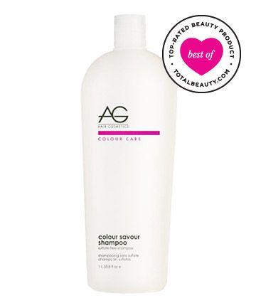 No. 1: AG Hair Cosmetics Colour Safe Sulfate-free Shampoo, $20 , 14 Best Color Protecting Shampoos - (Page 15)