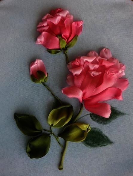 Silk Ribbon Embroidery Supplies Uk Ribbon Embroidery Designs On