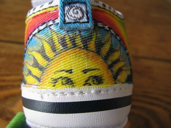 1000+ ideas about Sharpie Shoes on Pinterest   Dye Shoes, Tie Dye ...