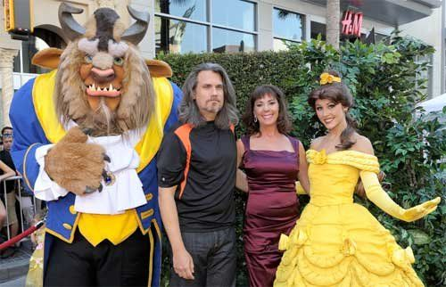 "Robby Benson & Paige O'Hara look back on Disney's ""Beauty & the Beast"""