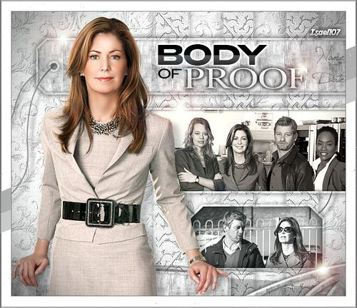 Body of Proof! Brilliant show, cast and story line. Dana Delaney is AWSOMNESS wrapped in sarcasm.