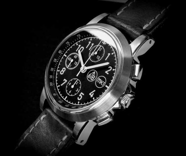 6B Watches And The 6645 MK1 Limited Pilots Chronograph   watch releases