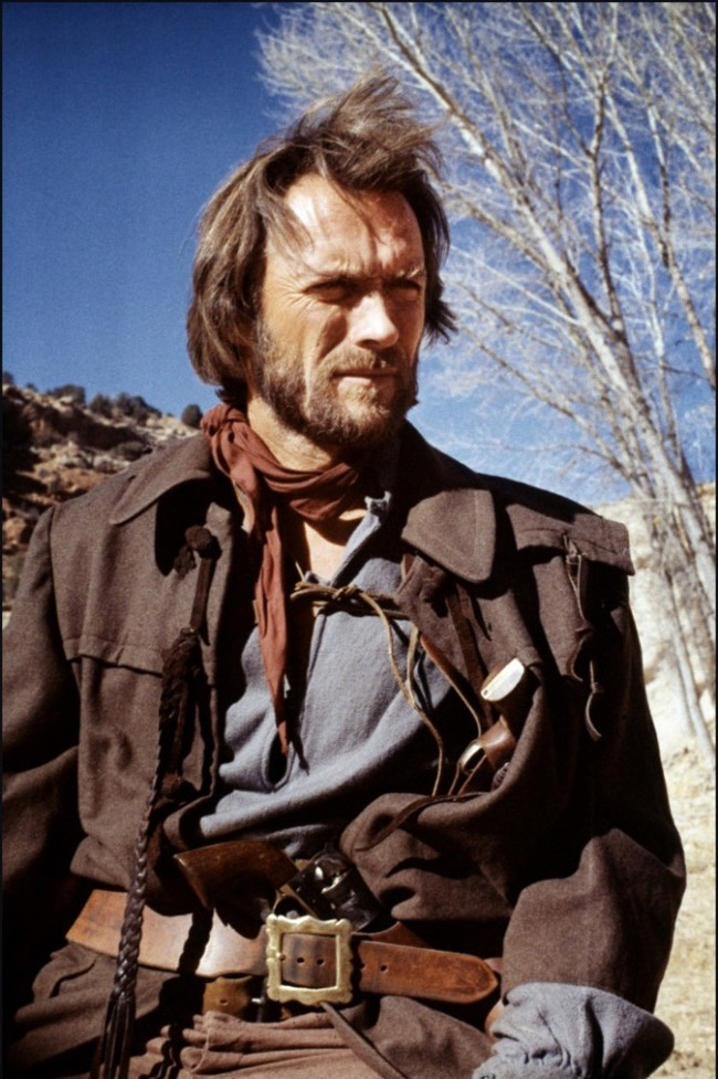 The Outlaw Josey Wales Clint Eastwood Movie Star