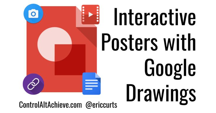 Google Drawings is often overshadowed by the other Google Drive tools such as Docs, Sheets, Slides, and Forms. However, it is an excell...