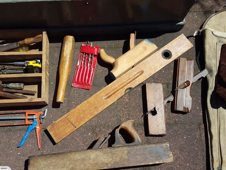 COOL CARPENTERS BOX + TOOLS | Trade Me