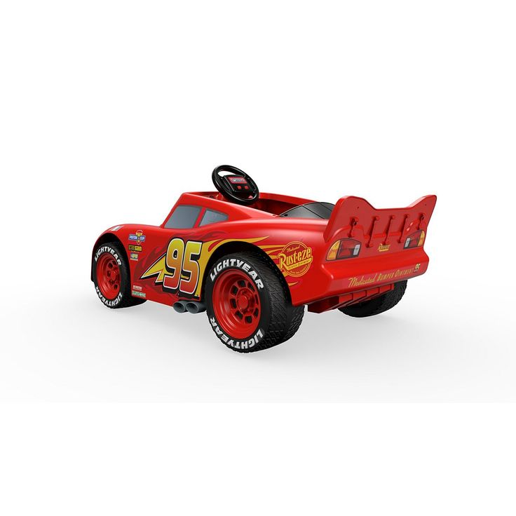 Power Wheels Disney•Pixar Cars 3 Lightning McQueen | DRL28 | Fisher-Price