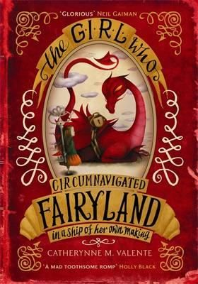 The Girl who circumnavigated Fairyland in a shop of her own making: year six seven girl zone book club