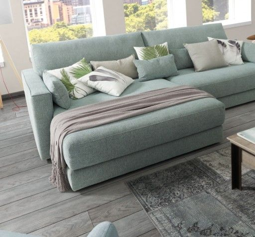 Nuevo catálogo Kibuc 2016. Novedades. Nuevo sofá BCN. Con chaise longue XL
