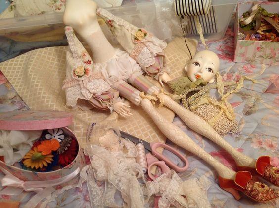 Кукольная мастерская ANNADAN:
