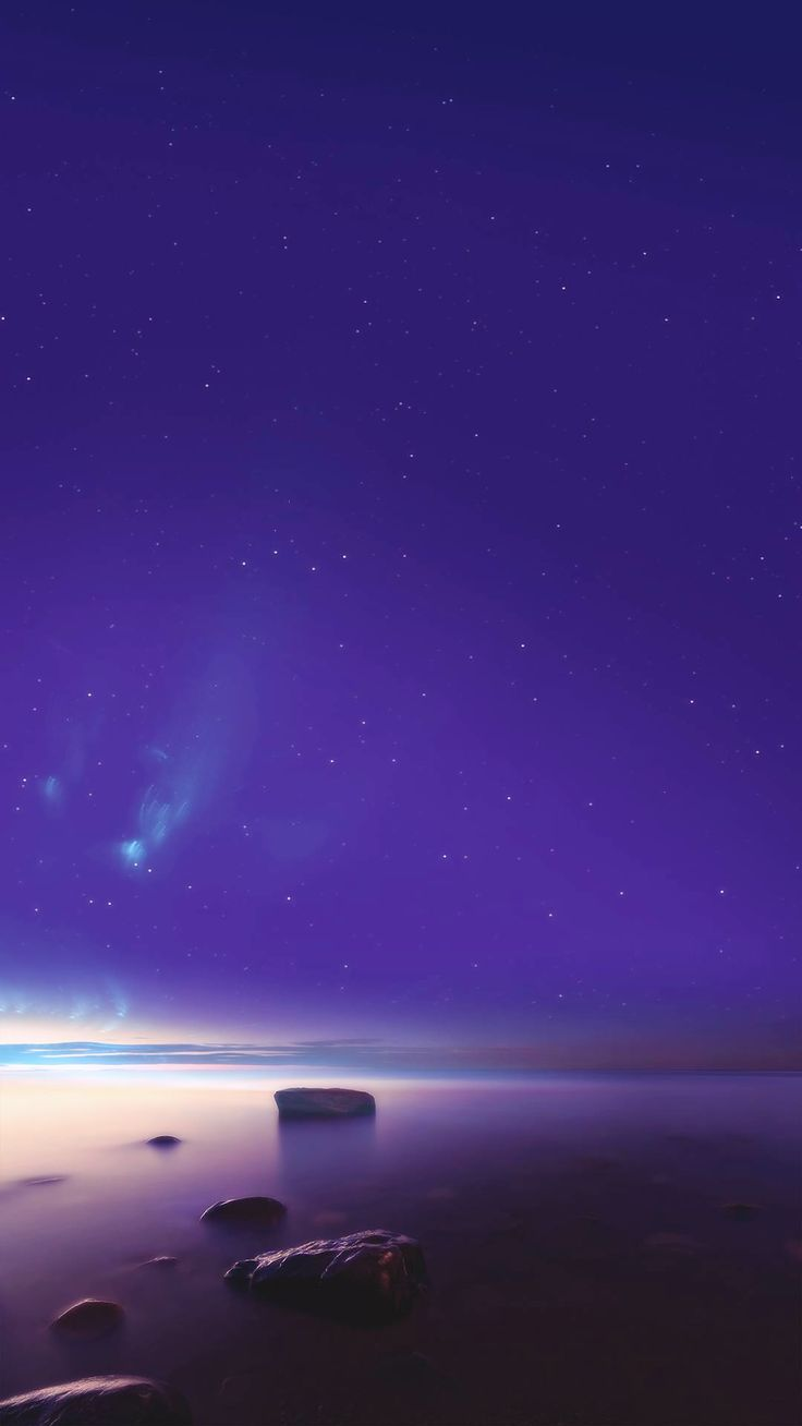 Starry night - #night #Starry