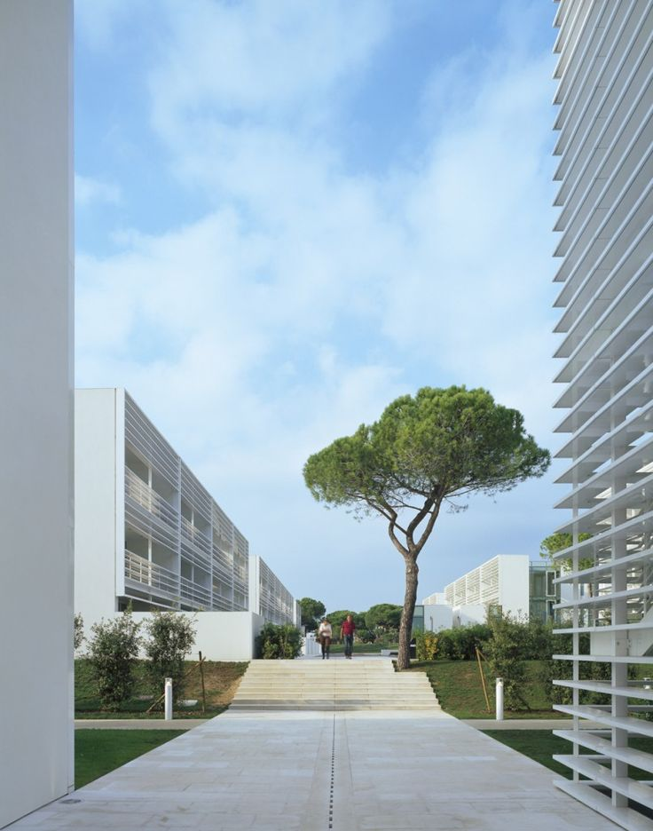 17 best images about richard meier on pinterest for Designhotel jesolo