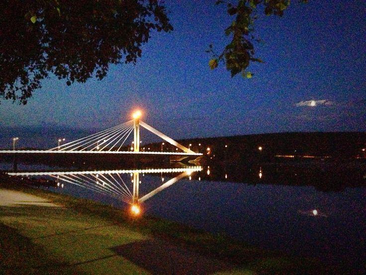 Jätkänkynttilän loiste elokuisena yönä 2013, Rovaniemi