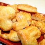 Petits beurres au parmesan - Cooking Mumu