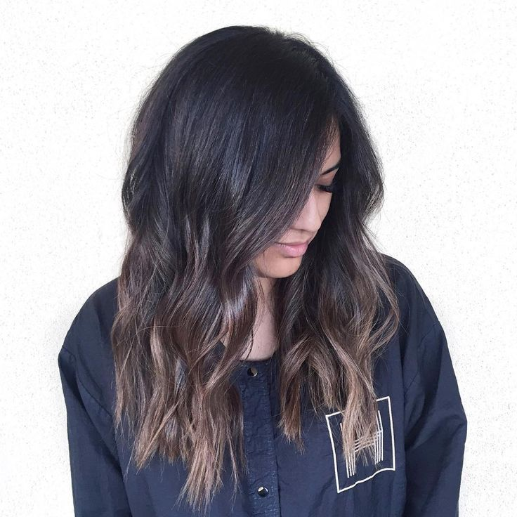 cool 45 Ways to Style Dark Ombre Hair — The Dramatic Transition of Colors – zoe kambs