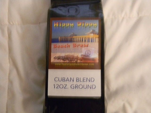 Cuban Blend Ground Coffee from The Hippy Dippy Beach Brew by savvybracelets on Etsy