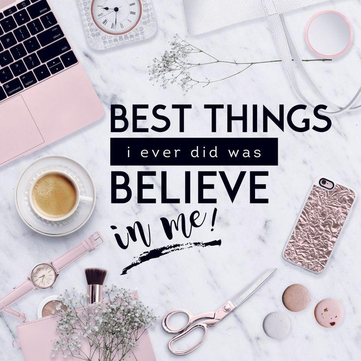 best things i ever did was believe in me!  quotes, цитаты, love and life, motivational, цитаты об отношениях, любви и жизни, фразы и мысли, мотивация